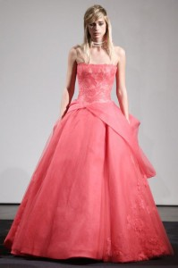 thumb 900x800 1014 199x300 Vera Wang   kolekcja sukien ślubnych na jesień 2014