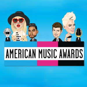 American Music Awards 2013  300x300 American Music Awards 2013