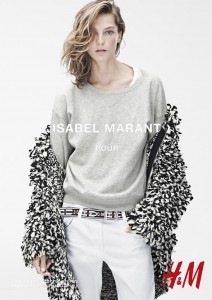 DARIA WERBOWY MILLA JOVOVICH ALEK WEK MORE FOR ISABEL MARANT FOR HM01 212x300 Isabel Marant dla H&M