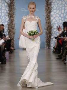 suknie slubne 2014 oscar de la renta fot mat prasowe1 225x300 Suknie ślubne Oscara de la Renty na rok 2014