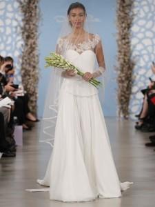 suknie slubne 2014 oscar de la renta fot mat prasowe3 225x300 Suknie ślubne Oscara de la Renty na rok 2014