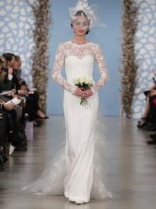 suknie slubne 2014 oscar de la renta fot mat prasowe5 225x300 Suknie ślubne Oscara de la Renty na rok 2014