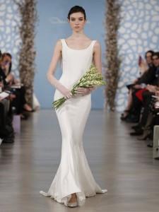 suknie slubne 2014 oscar de la renta fot mat prasowe7 225x300 Suknie ślubne Oscara de la Renty na rok 2014