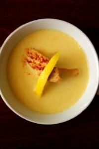 cytrynowa post 200x300 Wytrawna zupa cytrynowa z kurczakiem