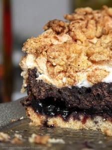 plesniak2 225x300 Słodkość na sylwestra   ciasto pleśniak