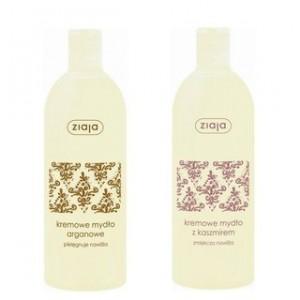 ziaja nowe kremowe mydla 37349 m 300x300 Mydła kremowe od firmy Ziaja