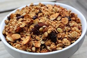 Pumpkin Spiced Nutty Granola 300x200 Domowa granola
