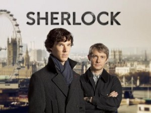 sherlock 300x225 Czas na Sherlocka
