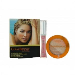 1608 loreal glam bronze sun kiss bronzing powder 11g glam shine 300x300 Satynowa cera