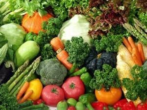 Veggies 300x225 Warzywa, które pomogą ci schudnąć