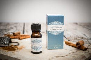 Optima PLUS naturalny olejek cynamonowy 300x200 Pomysł na świąteczny prezent – domowe kosmetyki z olejkami eterycznymi