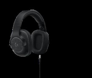High Resolution G433 34L Black 300x253 Logitech G przedstawia słuchawki, z którymi ruszysz w miasto