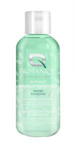 web Dwufazowy Płyn do Demakijażu Biotaniqe 150x300 Biotaniqe to kosmetyki oparte na probiotycznej wodzie pro.aQua