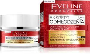 web Przeciwzmarszczkowy krem serum 35 Ekspert Odmlodzenia 300x180 Ekspert Odmłodzenia   nowość od Eveline Cosmetics