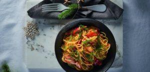 spaghetti z homarem 4x2 300x145 Spaghetti – najpopularniejszy włoski przysmak w nowej odsłonie