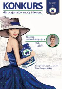 Konkurs 211x300 Design by Śliwka Nałęczowska – startuje konkurs dla pasjonatów mody i designu